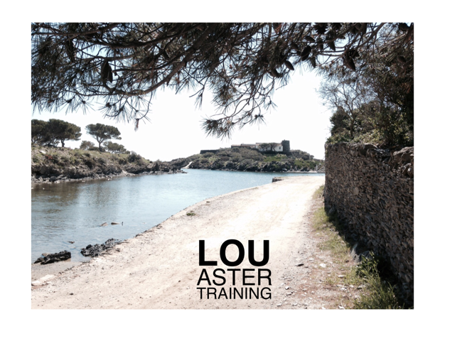 Cadaqués Camino con Lou Aster